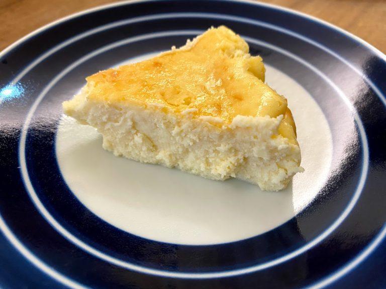 [下廚] 在家裡做巴斯克乳酪蛋糕